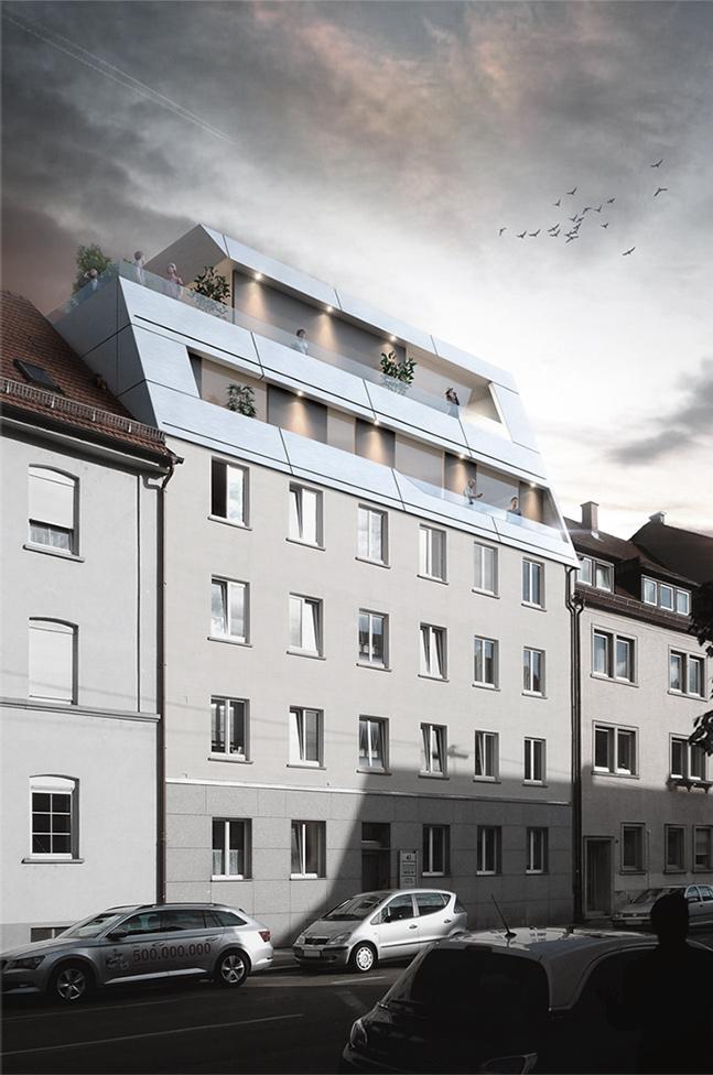 penthouse neu ulm. Black Bedroom Furniture Sets. Home Design Ideas